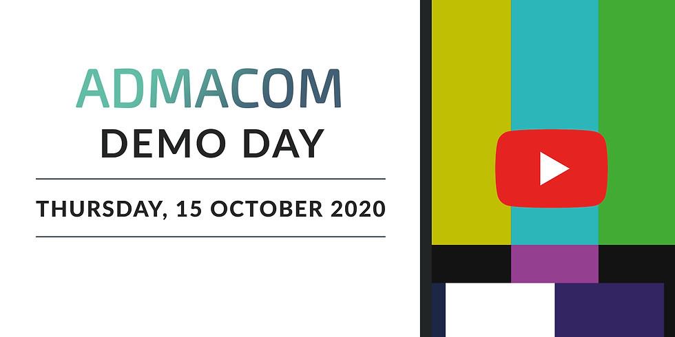 AdMaCom DEMO DAY