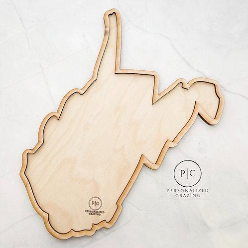 West Virginia Charcuterie Board
