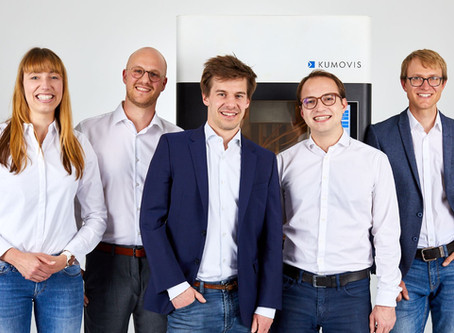#FounderFriday: KUMOVIS | The new ecosystem for medical 3D printing