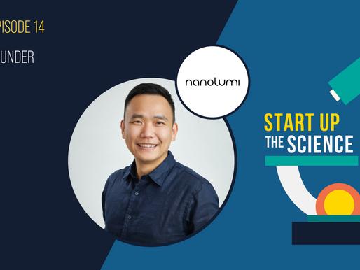 Nanolumi on Start Up the Science Podcast