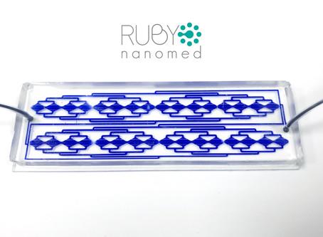 #FounderFriday: RUBYNanomed - Non-Invasive Cancer Progression Monitoring
