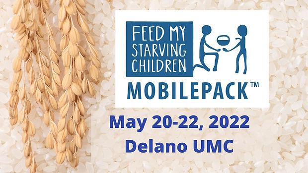 Feed My Starving Children Mobilepack