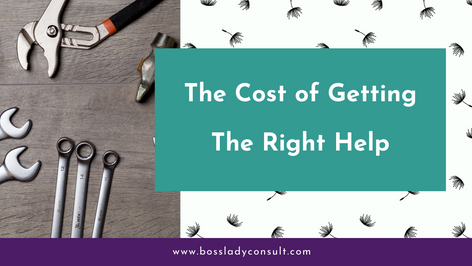 The Cost of Getting The Right Help