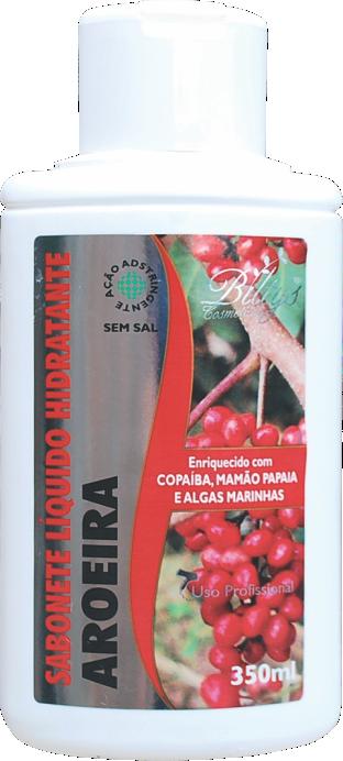 Sabonete Líquido Hidratante Aroeira