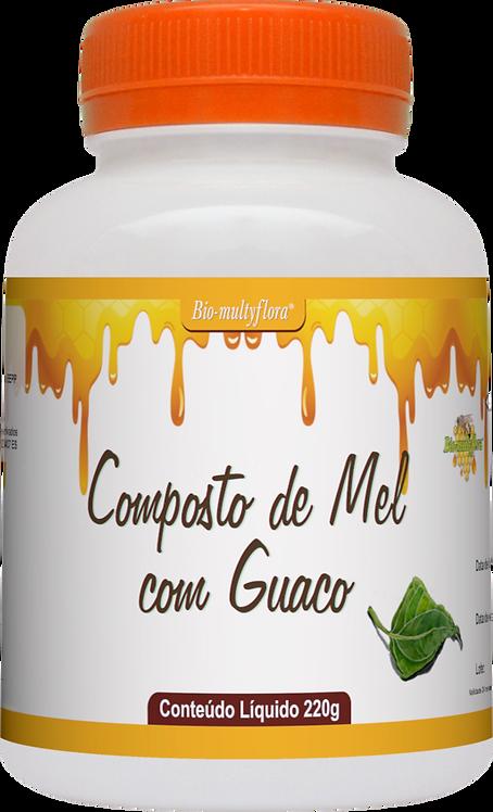 Mel Com Guaco