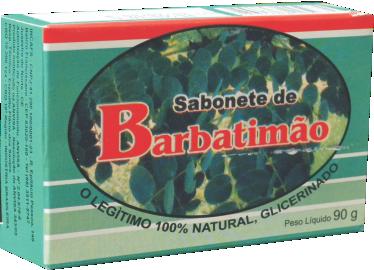 Sabonete Barbatimão
