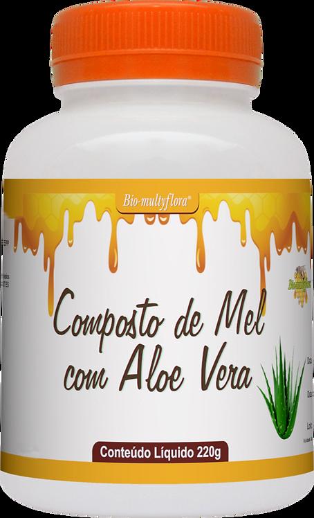 Mel Com Aloe Vera