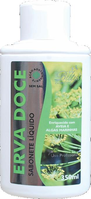 Sabonete Líquido Hidratante Erva Doce