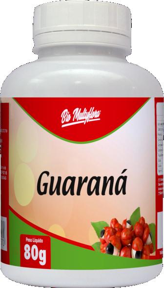Guaraná Pó 80g
