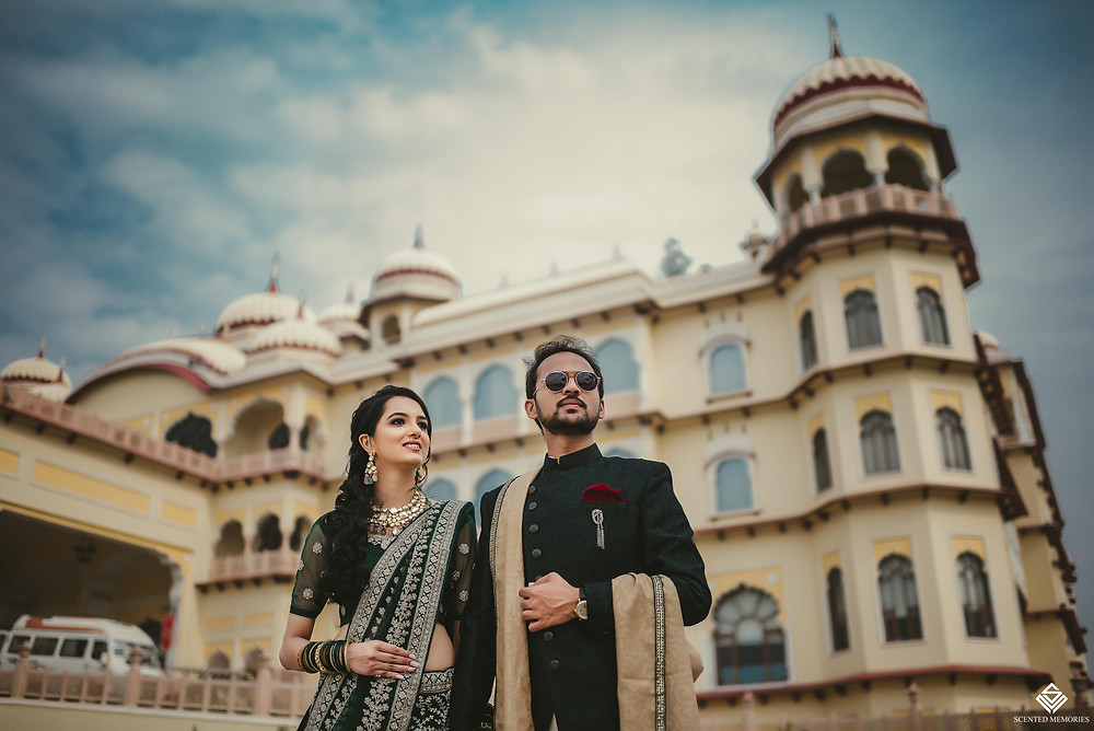 Story of Two Architects getting hitched. | #atishbaziyaan | Wedding Vendors.in Jaipur- Complete Wedding Planning Online Platform