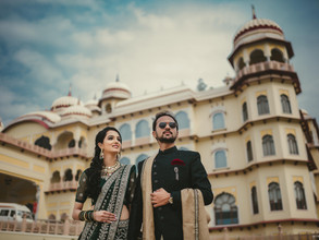 """""""When two Architects got Hitched."""" Story of Swati & Piyush - Celebrating Journey of Togetherness."""