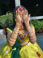 Jaipur Mehndi Art
