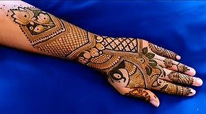 Shivangi Mehndi Art