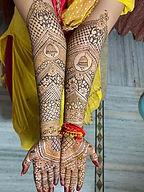 Mehndi Artist Sangita