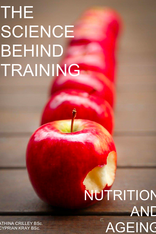The Science Behind Training - Nutrition and Ageing