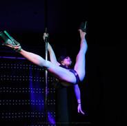Ayesha at Pole Inferno 2017