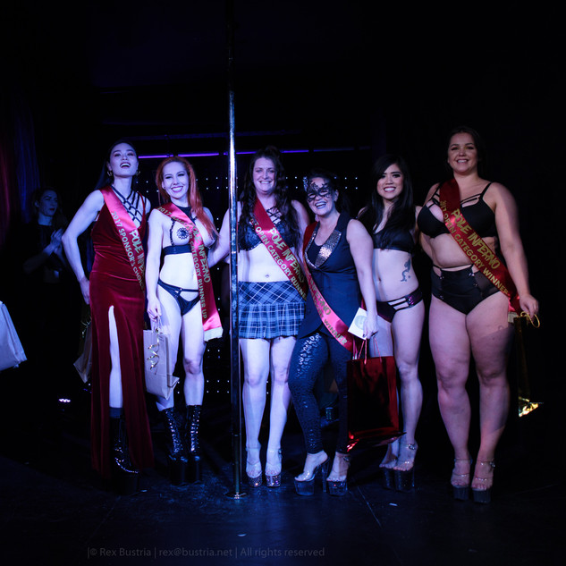 Pole Inferno Winners 2017