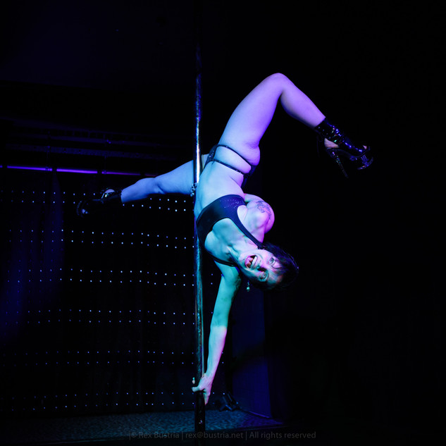 Kali at Pole Inferno 2017