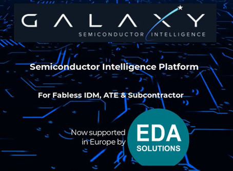 EDA Solutions Limited announce Reseller Agreement with Galaxy Semiconductor