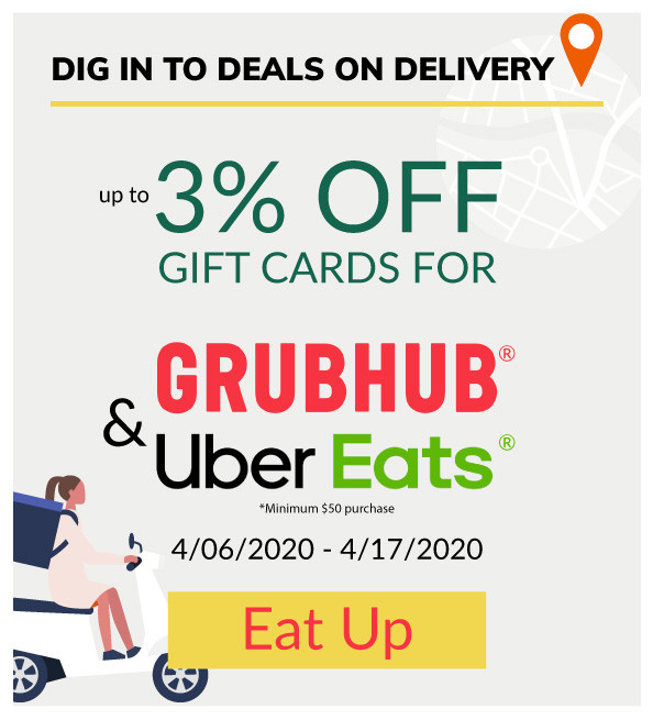 Delivery Deals Email