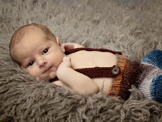 Massillon Ohio Newborn Photographer  ~Grady~