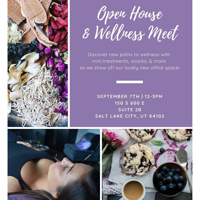 Open House & Wellness Meet