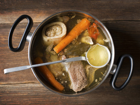 Nourishing your Body with Bone Broth this Fall