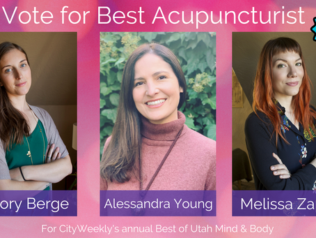 VOTE FOR FLOW ACUPUNCTURE!