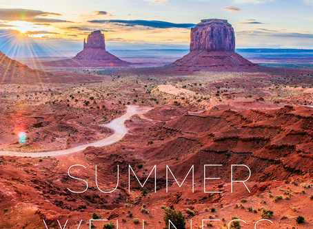 Flow Acupuncture's SUMMER WELLNESS GUIDE
