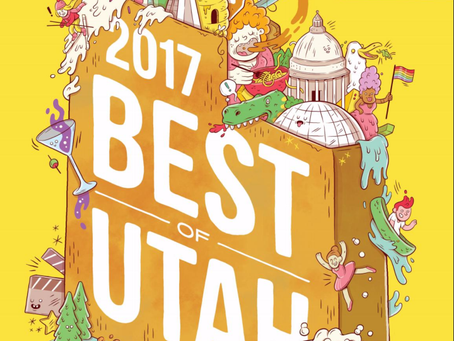 Flow Acupuncture wins 3rd place for BEST ALTERNATIVE MEDICINE in Utah!
