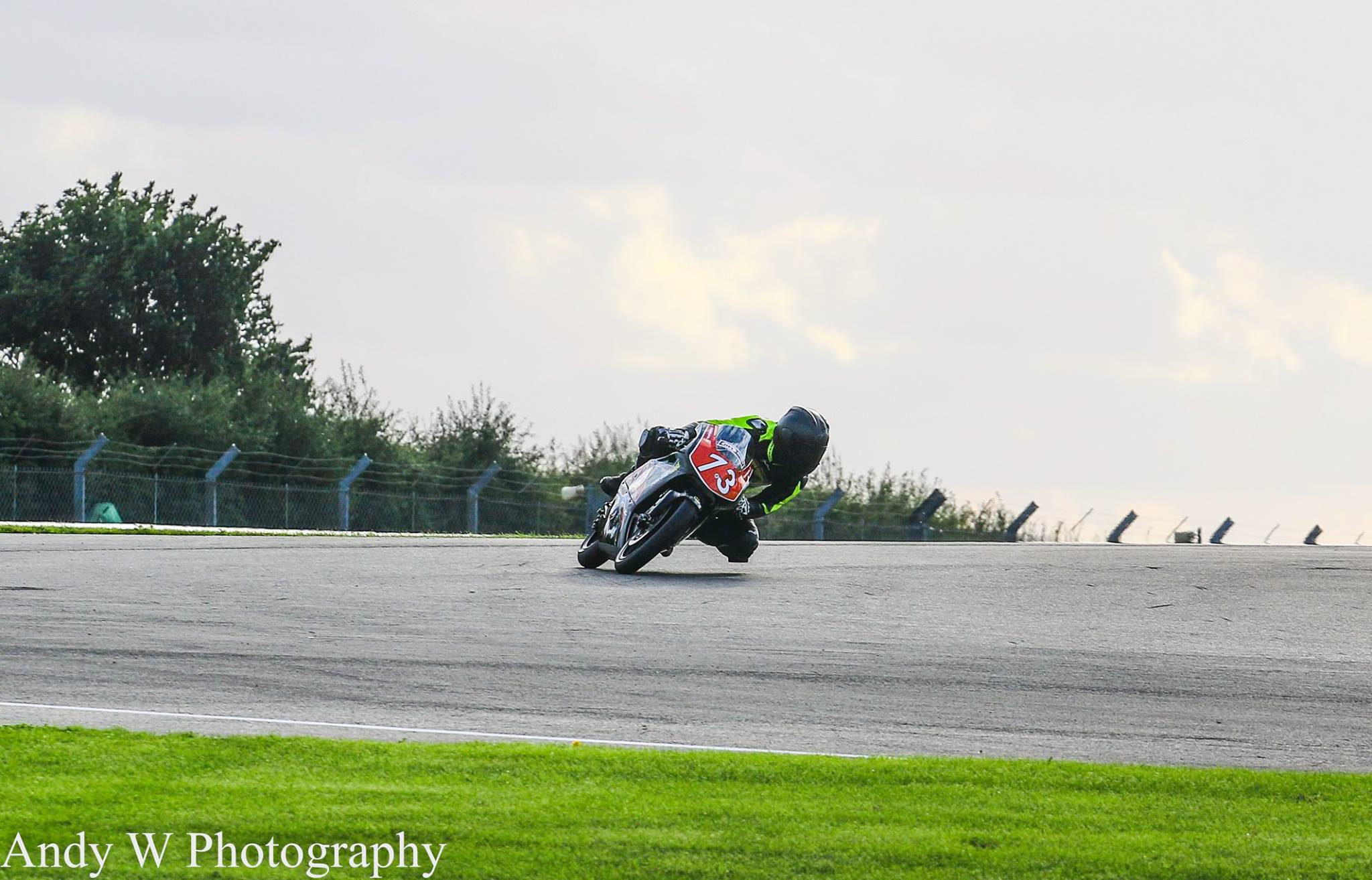 Luke Hopkins Moto3 Std 2016
