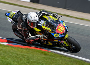 Hopkins moves up to sixth in the Superstock 600 Championship