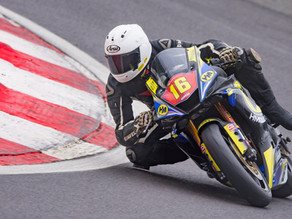 Another superb top ten for Hopkins in Superstock 600