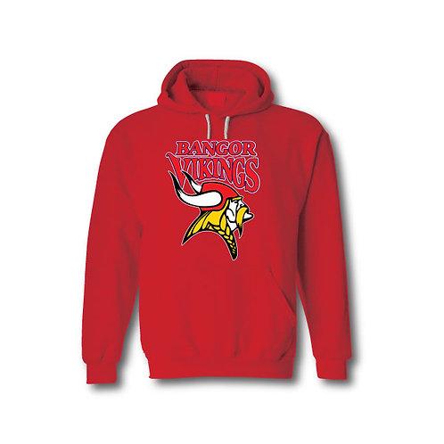 Bangor Vikings Hooded Sweatshirt