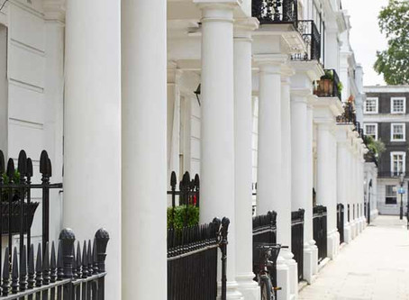 Top end London properties beginning to sell again, Savills says