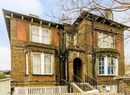 Go old school:where London first-time buyers should look for a good value period property