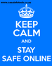 Tips to being Safe Online