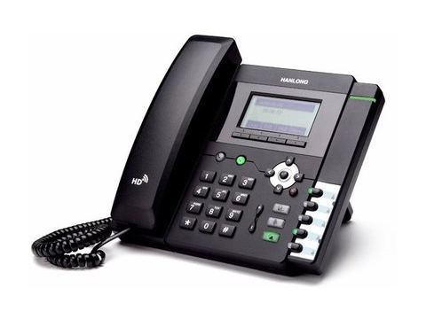 Htek UC803P HD IP Phone 2-line PoE