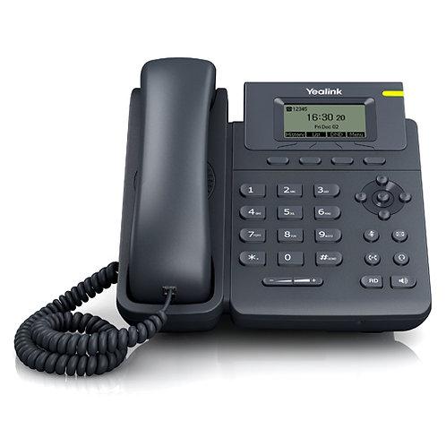 SIP-T19P E2 IP Phone 1-line PoE