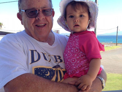 Sydney grandfather reveals how medicinal cannabis saved his granddaughter