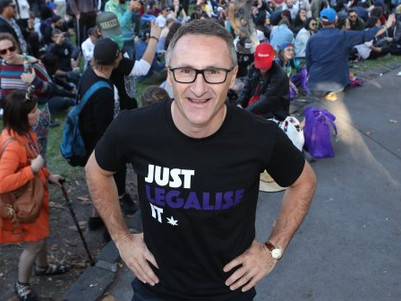 """Only a matter of time"": Greens to push Labor hard on cannabis legalisation, citing $2 billion oppor"