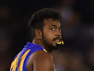 Willie Rioli tests positive to cannabis, says AFL