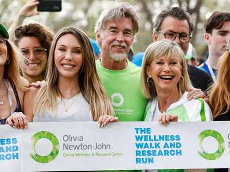 Olivia Newton John urges fans to be wary of CBD scam artists!