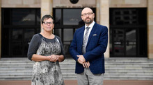 New WA MPs Brian Walker and Sophia Moermond fight to legalise cannabis