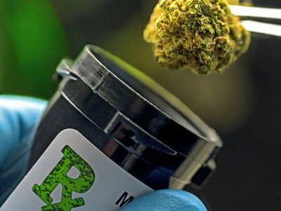 It's time for action on medical cannabis