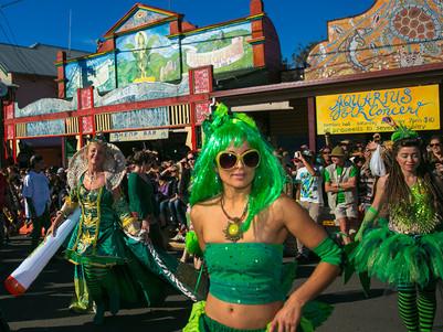 Nimbin prepares for annual cannabis protest