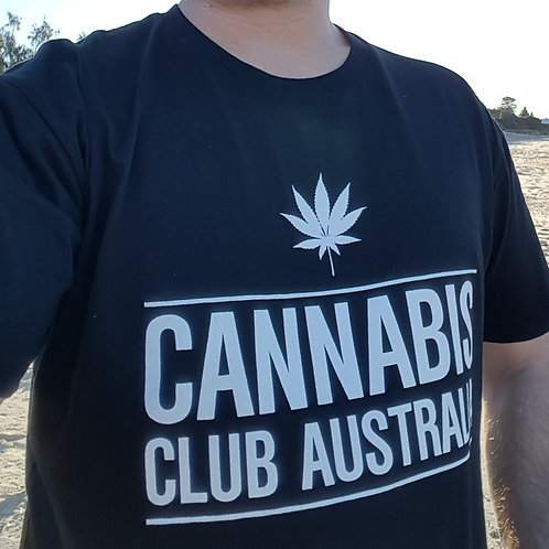 CCA (Black & White) T-Shirt