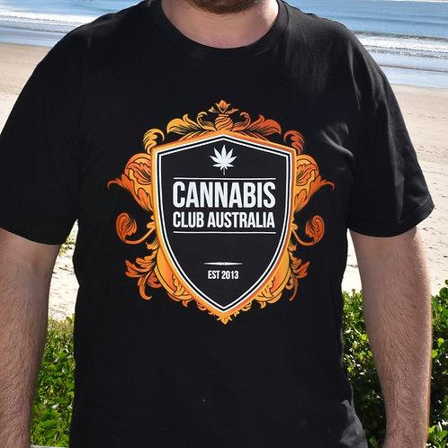 CCA (Black Shield) T-Shirt