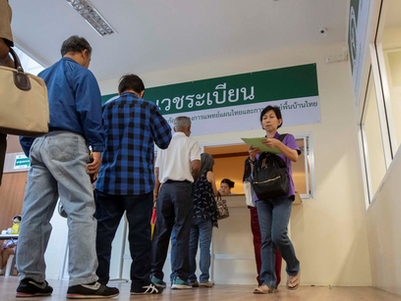 Thais to have access to permanent official cannabis clinics