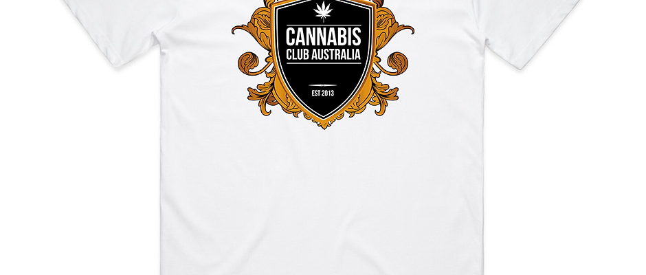Limited CCA (White Shield) T-Shirt
